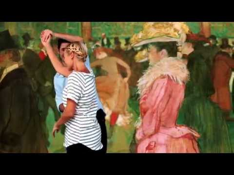 Monet till Cézanne - öppnar på Halmstad Arena maj 2016