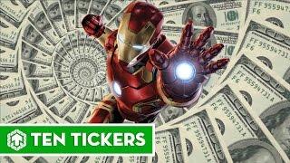 Top 10 nhân vật giàu có nhất của Marvel   Ten Tickers No. 27