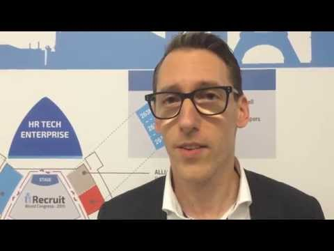 Walter Hueber Cammio HR Tech World 2015 Paris