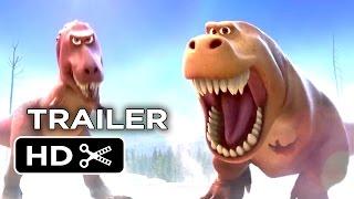 The Good Dinosaur (2015) – Pixar Movie HD Teaser Trailer