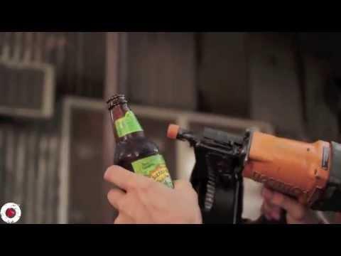 Otworzyłbyś piwo w taki sposób?