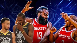 How to beat the 2019 Houston Rockets