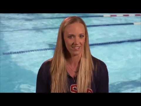 Dana Vollmer's Story - YouTube