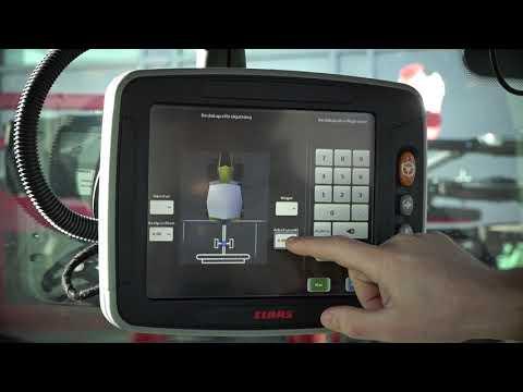 1# CLAAS GPS - Lägg in nytt redskap