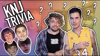 KNJ TRIVIA CHALLENGE (WHO'S THE BETTER FRIEND?)