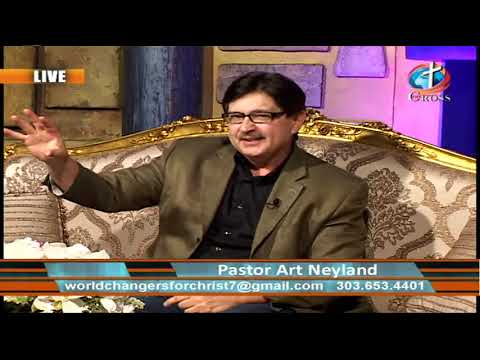 THE CROSS TV SHOW CASE Host By Pastor Art Neyland (Showcase) 02-21-2020