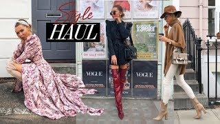 HAUL & TRY ON // ZARA, ME + EM, H&M // September 2019