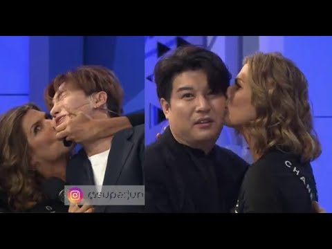 Beso a Leeteuk, Heechul y Shindong por Monserrat Oliver! (Eng/Esp)