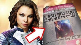 Nora Allen BIG Mistake FINALLY Explained! - The Flash Season 5