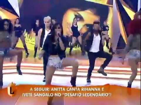 Baixar Anitta canta