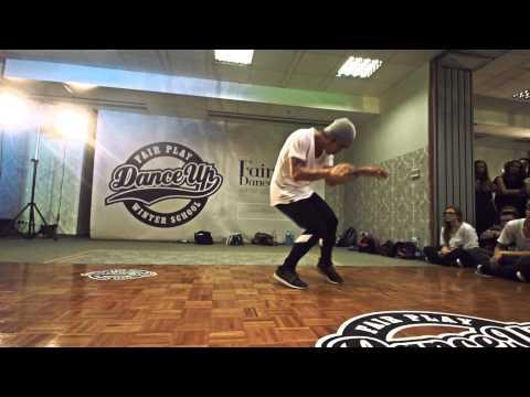 Brian Puspos |  All of me | Fair Play Dance Up 2014
