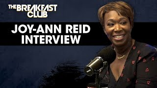 Joy-Ann Reid Discusses America's Crisis Under #45 And Her New Book 'The Man Who Sold America'