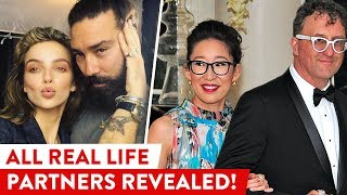Killing Eve The Real life Partners Revealed |⭐ OSSA Radar