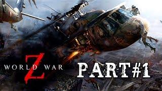 🔴 Live WORLD WAR Z Gameplay Walkthrough Part 1 - Episode 1 NEW YORK [Descent ] 2019