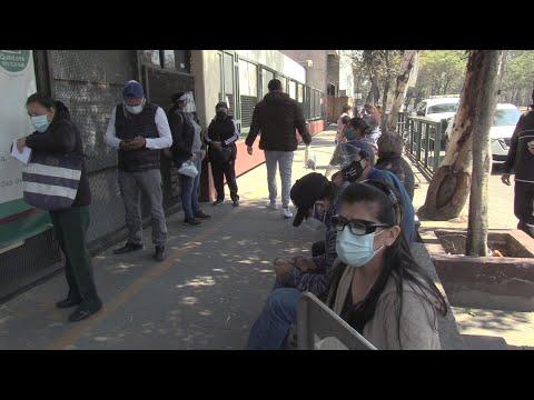 Ciudad de México, principal foco de la epidemia en el país