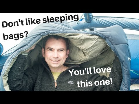 video Don't like sleeping bags? You'll love this one! The Outwell Conqueror Review
