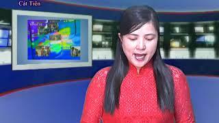 Bản tin thời sự Trung tâm văn hóa, Thông tin và thể thao huyện Cát Tiên ngày 30   04   2019