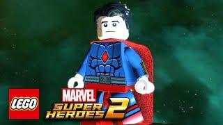 LEGO Marvel Super Heroes 2 - How To Make Superman