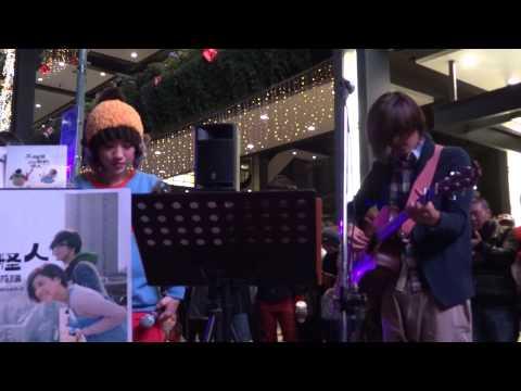 棉花糖2012平安夜街頭Part2-兒歌(張懸)&Talk