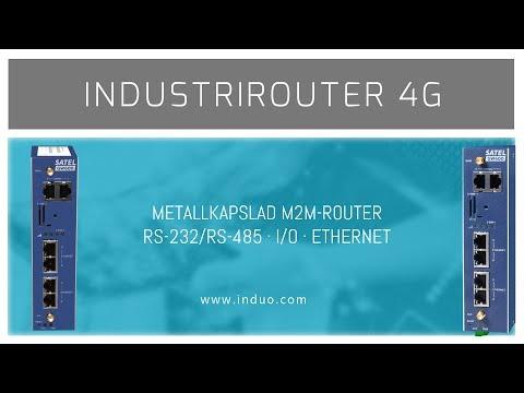 SATEL GW600 4G router