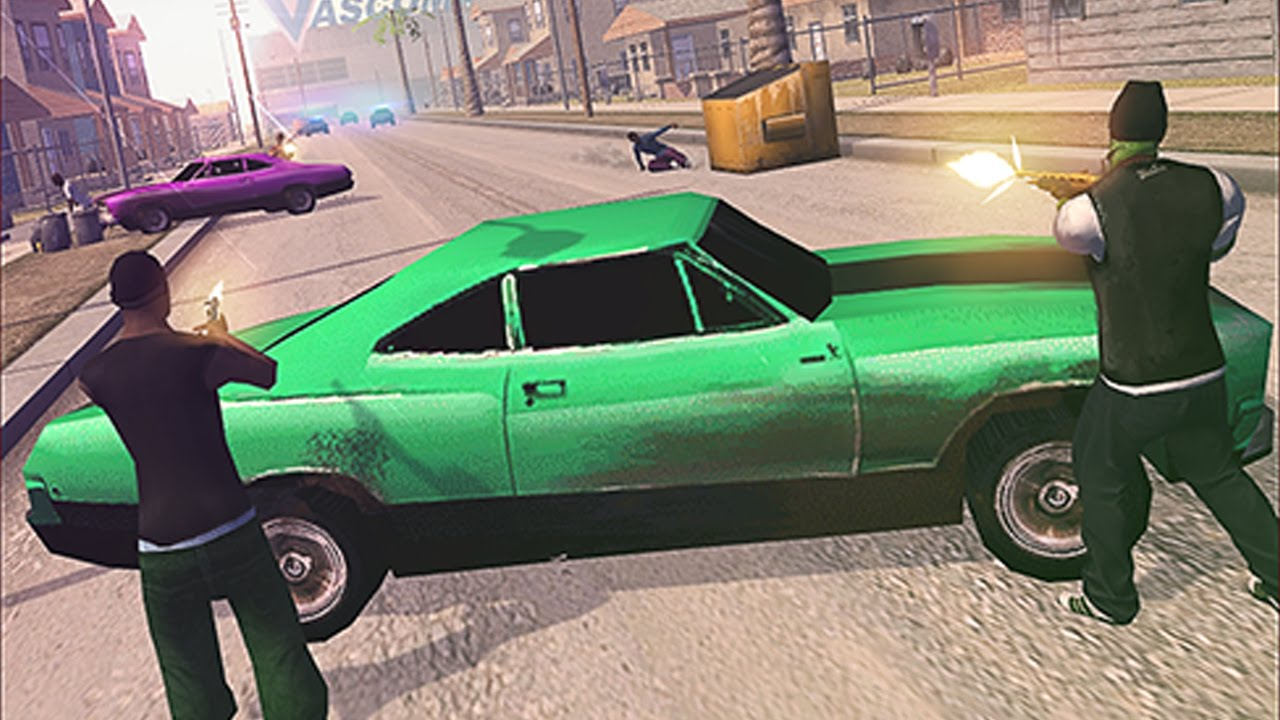 Play California Straight 2 Compton on pc 2