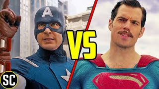 The Scene That Explains Why Avengers Worked and Justice League Didn't | SCENE FIGHTS!