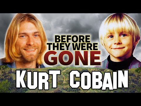 KURT COBAIN - Before They Were DEAD