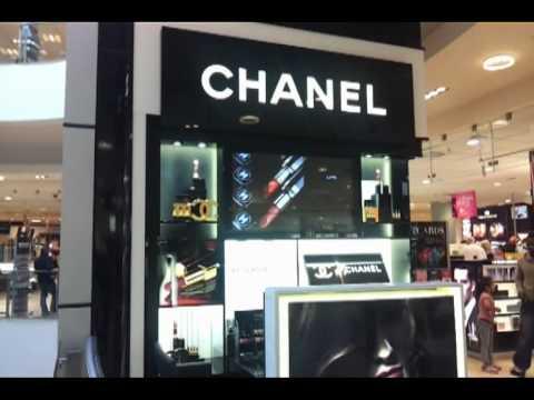 Chanel Digital Advertising Display