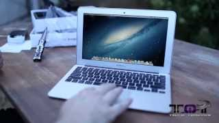 New 11 inch MacBook Air Unboxing & Overview! (2013)