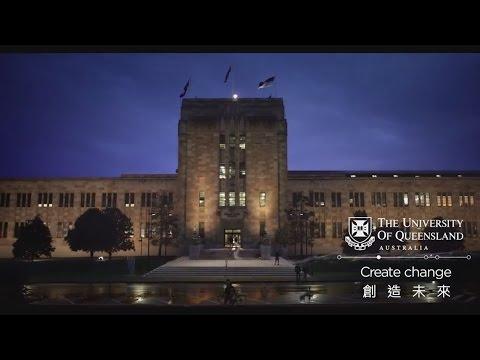 The University of Queensland 昆士蘭大學 - JRIS 傑瑞斯澳洲教育中心