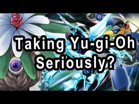 Taking Yu-gi-Oh Seriously?