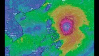 Siêu bão Mangkhut có thể ảnh hưởng trực tiếp đến 27 tỉnh thành, Quảng Ninh là trọng điểm- Tin New