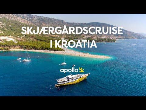 Apollo – Skjærgårdscruise i Kroatia