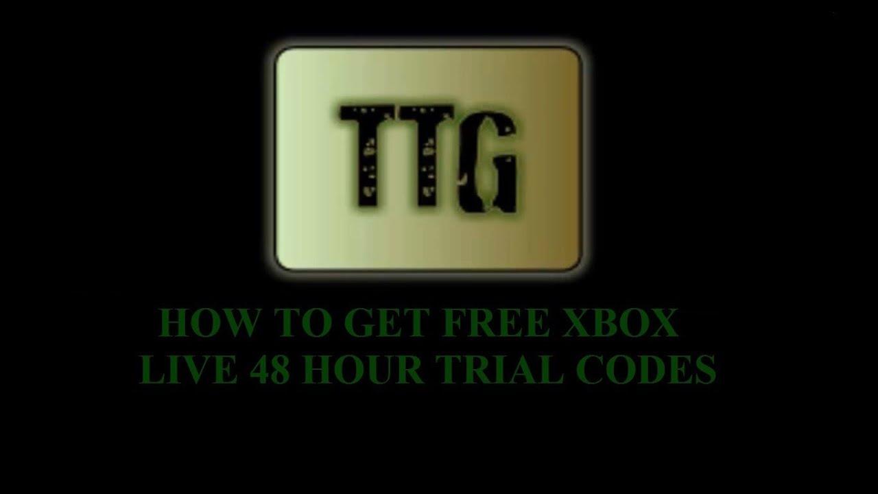 Free 48 hour xbox live codes no surveys 2017   Free Xbox 48 Hour