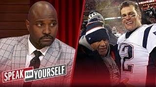 Marcellus Wiley: The Patriots receive hate based on 'lack of personality' | NFL | SPEAK FOR YOURSELF