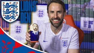 Southgate Answers Brilliant Fan Questions! | Lions' Den Episode Fourteen | World Cup 2018
