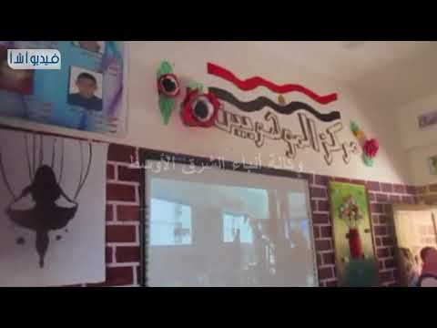 بالفيديو: افتتاح أول مركز للموهوبين فى شمال سيناء