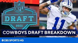 2021 NFL Draft: Breakdown of Cowboys' Draft Picks | CBS Sports HQ