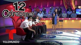 Especial de pilotos y aeromozas   12 Corazones   Entretenimiento