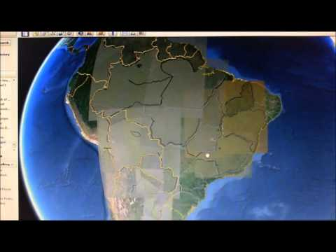Part 2. Mapping Out South America And Pope Francis. The NWO And Mark Of The Beast. - Smashpipe People Video