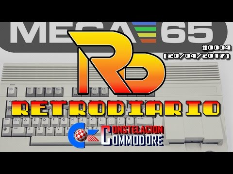 RetroDiario Noticias Retro Commodore y Amiga (20/04/2017) #0004