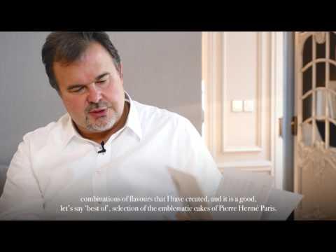 Vidéo de Pierre Hermé