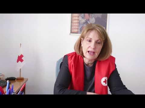 Βοήθεια στο σπίτι από την Ελληνικό Ερυθρό Σταυρό