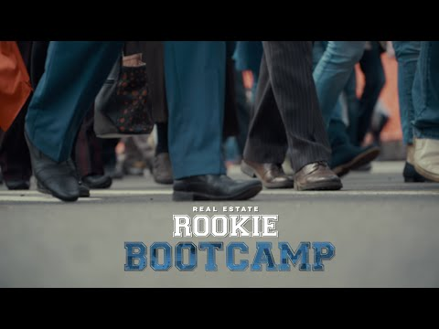 Real Estate Rookie Bootcamp   Learn to Get Your First Deal in 90 Days