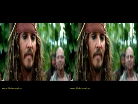 Pirates of the Caribbean - On Stranger Tides 3D Trailer