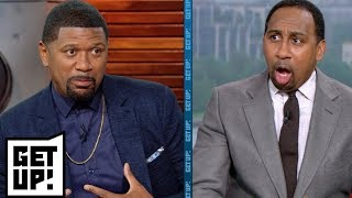 Jalen Rose & Stephen A. debate if Matthew Stafford is to blame for Lions loss | Get Up! | ESPN