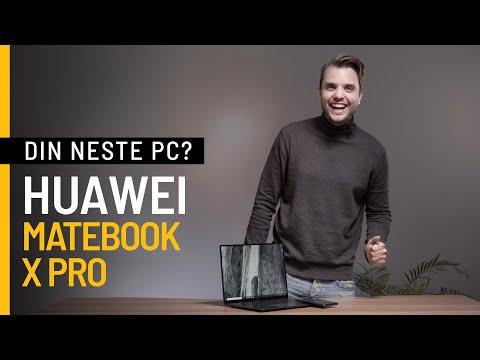 Gode grunner til å velge Huawei MateBook X Pro!