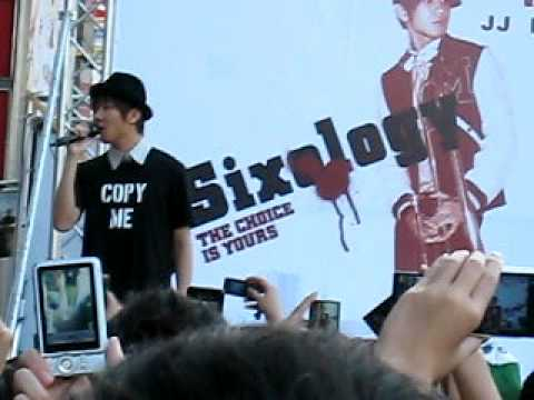 11/15 林俊傑台北簽唱會-我還想他