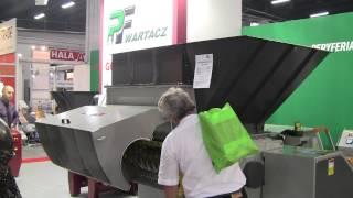 Maszyny do recyklingu w ofercie P&F Wartacz