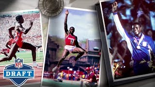 Olympians in the 1984 Draft! | Draft Stories